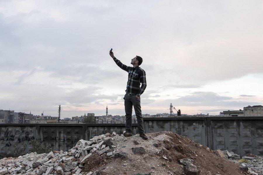 كرم المصري، وكالة الأنباء الفرنسية