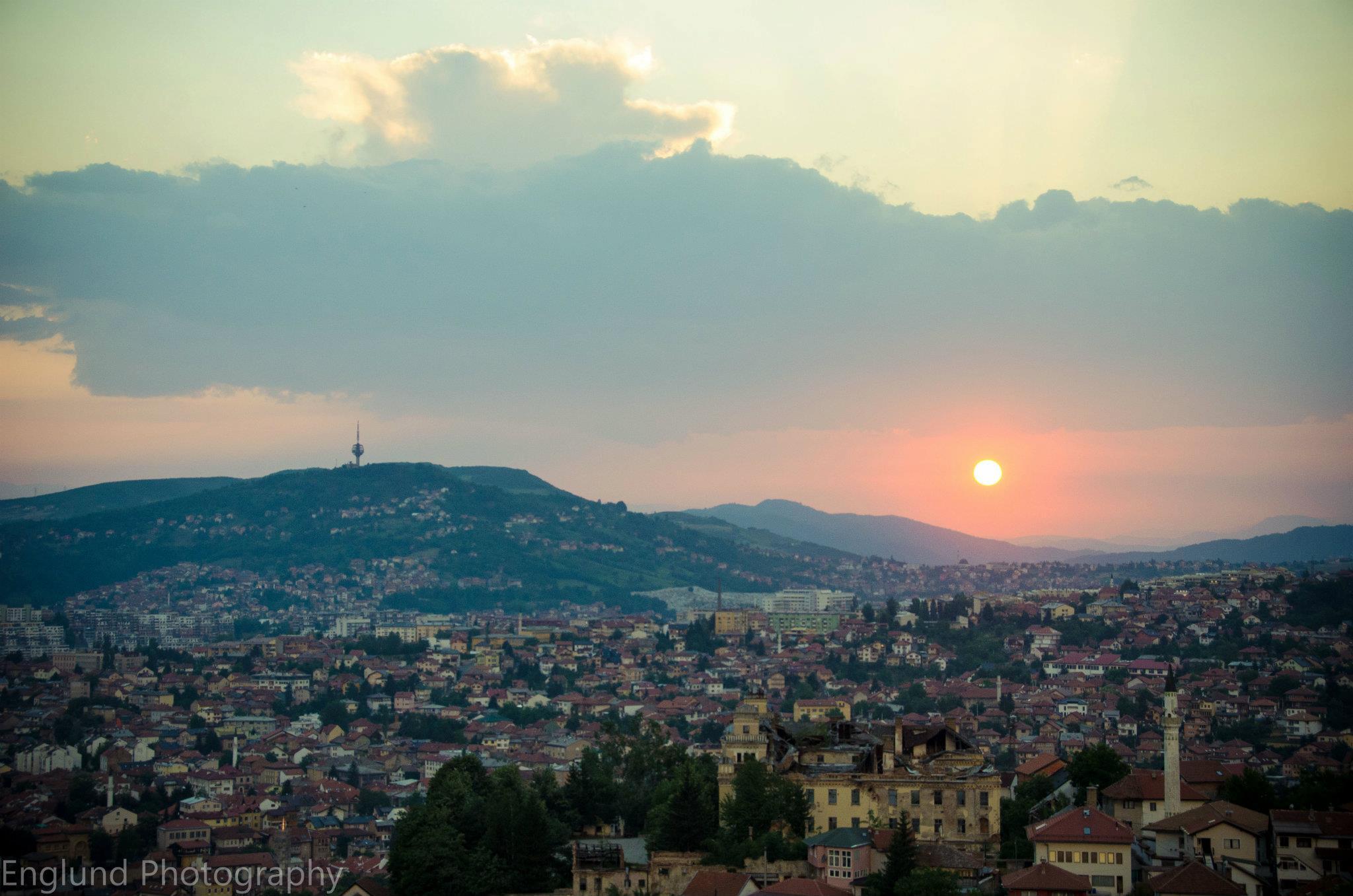 Rebuilding Sarajevo