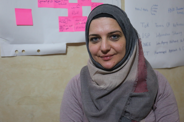 Zein Al Malazi. Photo: Hiba Dlewati.