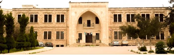 """Aleppo College American School, """"al-Amerkan."""" Photo: Aleppo College."""