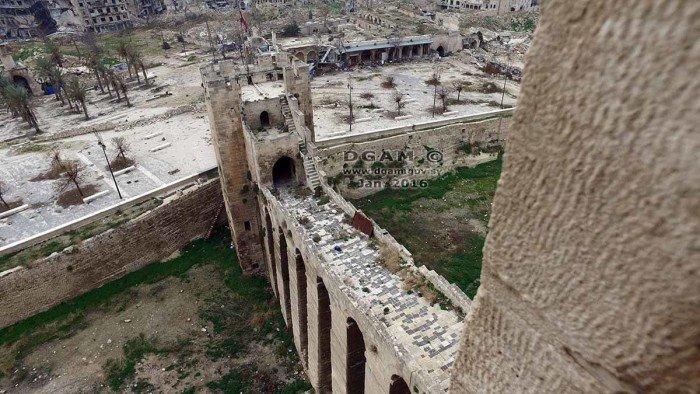 Syria DGAM/Aleppo Project