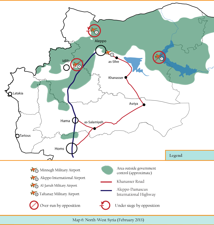 Map 6 -- North-west Rebel control (light file)
