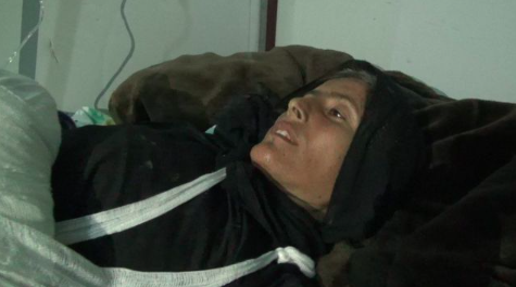 Syrian refugee: 'Five of my family were shot' at Turkish border. BBC