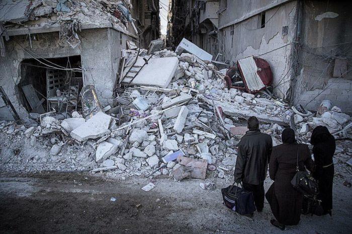 Aleppo, 2016. Photo: Rami Jarrah.