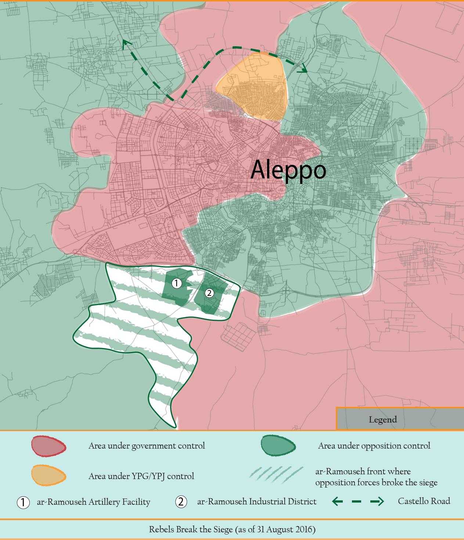 MAP 39 - Rebels Break the Siege