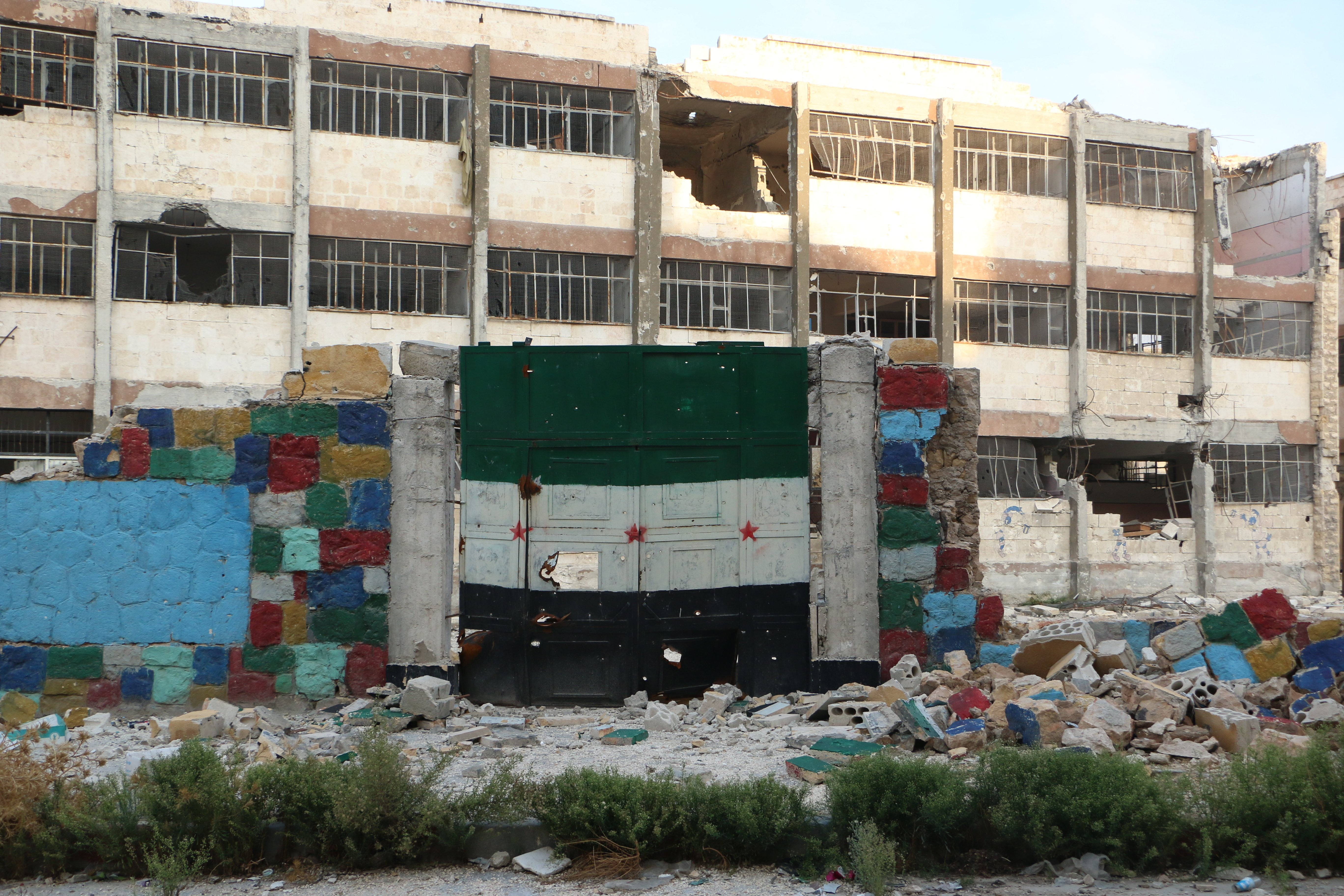 EDUCATION IN ALEPPO FROM DIVISION TO RECONCILIATION